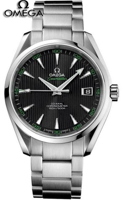 Omega Seamaster Golf Edition