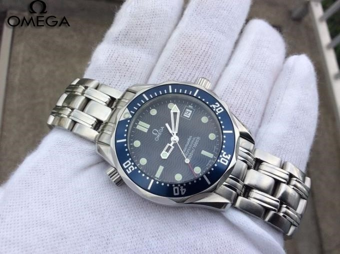 Omega Seamaster Midsize Or Full Size