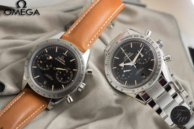 Omega Speedmaster 57 Review