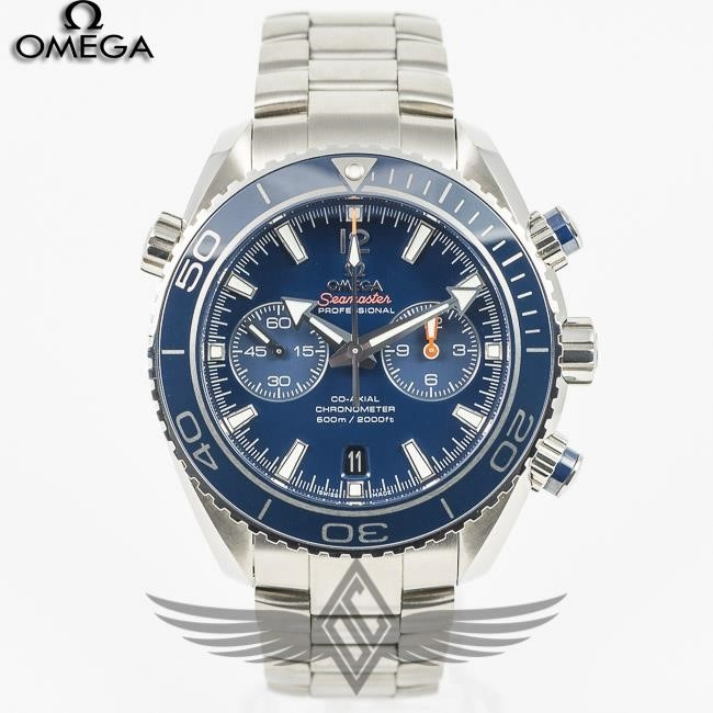 Omega Watches Blue Dial
